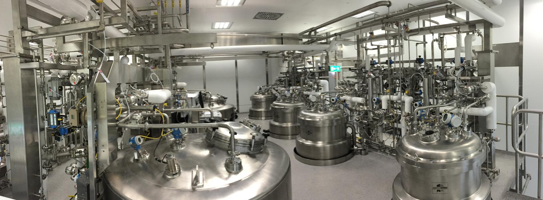 生命科学世界领先的发酵罐和生物反应器系统工程制造商